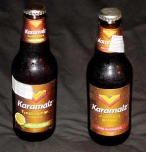 Karamalz - non-alcoholic balt beverage