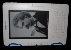 My Kindle on it's XKCD