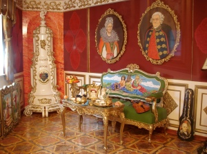 Marzipan Baroque Room