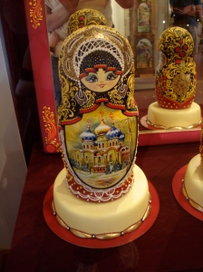 Marzipan Russian Dolls